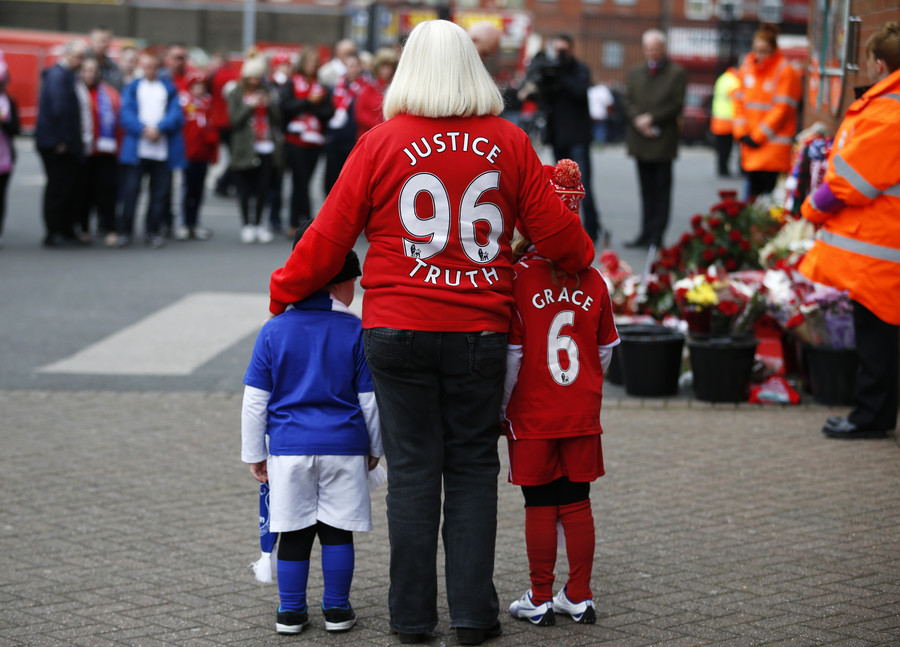 Hillsborough football match commander to face trial, accused of 95 counts of manslaughter