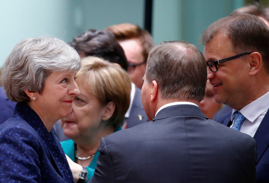 'Don't put your citizens' at risk': May implores EU leaders to share security info post Brexit