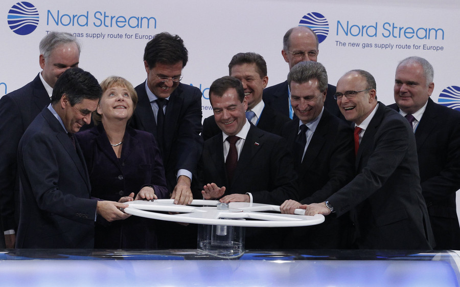 Germany sees Russia as stable energy partner as US demands Europe dump Nord Stream 2 pipeline