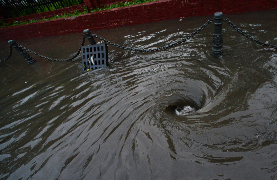 Rain check: Residents of Russian town taxed for rain