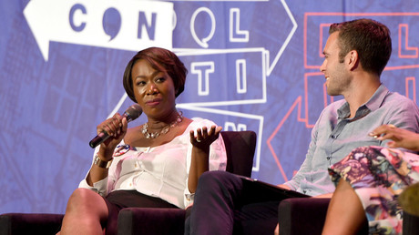 No hackers, just changing position: MSNBC pundit Joy Reid apologizes for blog posts