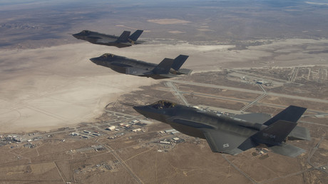 'No money for F-35,' government auditors tell Congress