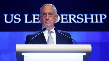 No sanctions relief for N. Korea until 'verifiable &irreversible' denuclearization – Mattis