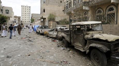PHILE PHOTO:  Yemen's capital Sanaa © Khaled Abdullah