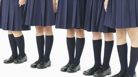 Under the 'gender-neutral' uniform policy, boys can wear skirts but not shorts © Getty Images