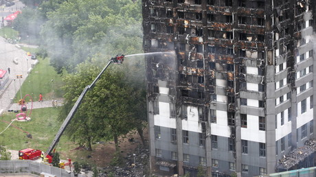 Grenfell inquiry: Evidence deems fire service's 'stay put' policy a failure (VIDEO)