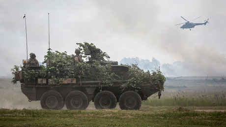 NATO launches three major drills near Russian borders, says it is not aiming to provoke Moscow