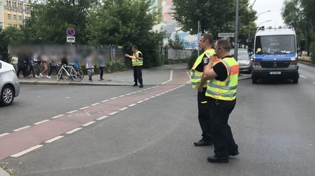 Primary school in Berlin evacuated due to suspected 'dangerous situation'