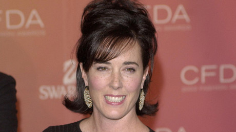 Fashion designer Kate Spade dead in apparent suicide (VIDEO)
