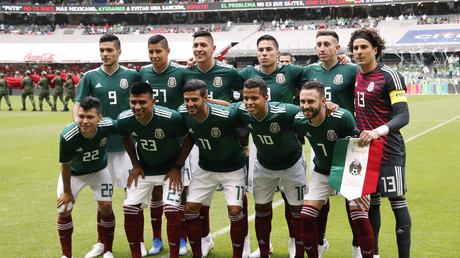Ay Caramba!: Mexico squad embroiled in 'prostitute party' scandal ahead of World Cup
