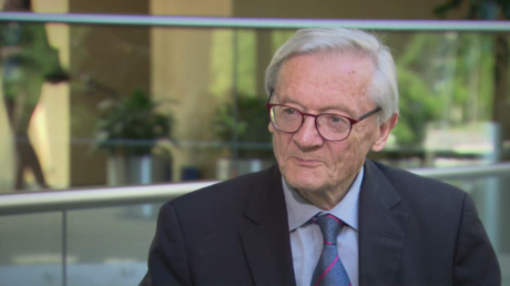 Vying for Europe? Ft. Wolfgang Schuessel, former chancellor of Austria