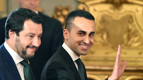 We are not a 'yes sir' govt – Italy's Di Maio as he defies NATO over Russia sanctions