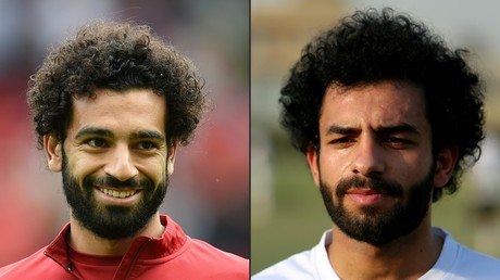 Iraqi Mo Salah lookalike hoping to emulate Liverpool man in more ways than one