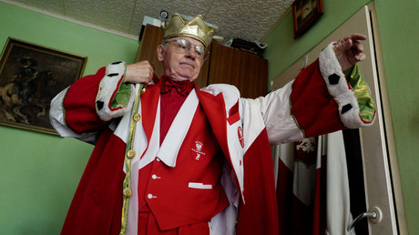 78-year-old 'King of Polish fans' set to attend his 11th successive World Cup in Russia