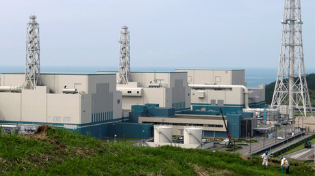 FILE PHOTO : Tokyo Electric Power Co.'s Kashiwazaki-Kariwa nuclear power plant No.7 (L), No.6 (C) and No.5 reactors are seen in Kashiwazaki, Japan, July 18, 2007. © Issei Kato