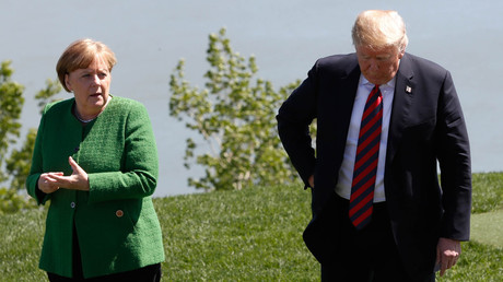 'Depressing': Merkel slams Trump's 'withdrawal in tweet' following G7 summit fallout