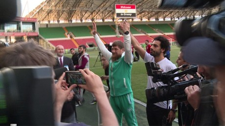 5b1da4e2dda4c8b94e8b457f Mo Salah is the best footballer and a perfect person – Kadyrov (VIDEO)