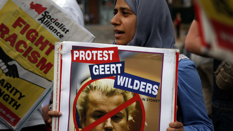 Wilders' Mohammed cartoon contest gets green light from Dutch counter-terror agency