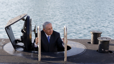Netanyahu questioned for 1st time in 'submarine affair' corruption probe