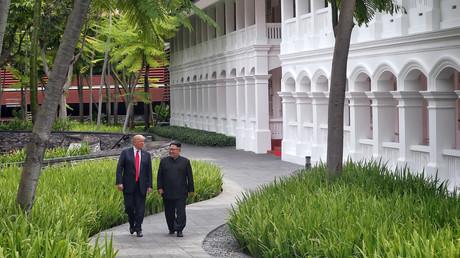 Trump and Kim: The US-North Korea summit