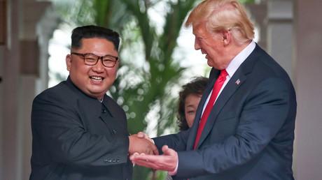 Trump-Kim tango