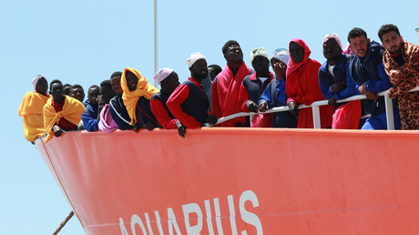 'Hypocritical': Italy challenges France to admit migrants instead of lecturing Rome over rescue ship