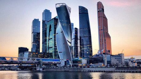 Moscow International Business Center © Safronova Alexandra / EyeEm