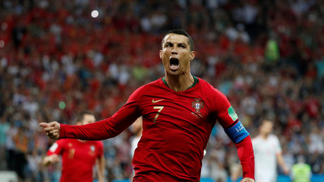 Hat-trick hero Ronaldo holds Spain at bay in thrilling 3-3 shootout