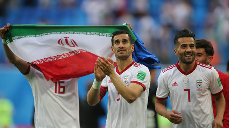 Iran's World Cup clapback & behind the headlines (E743)