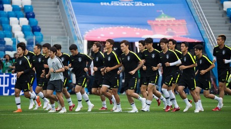 'Difficult for westerners to distinguish between Asians' – S. Korea coach on number-switch tactics