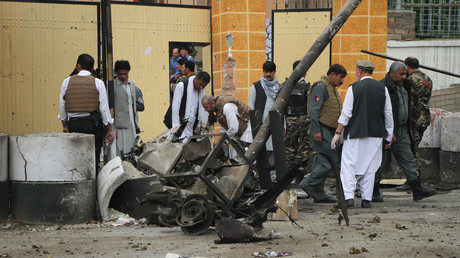 At least 18 dead as second blast shatters holiday truce between Taliban &Afghan government forces