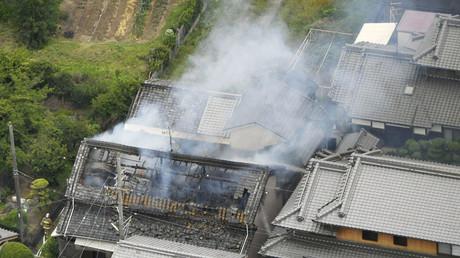 At least 3 killed, 200+ injured after 6.1 quake strikes Osaka, Japan