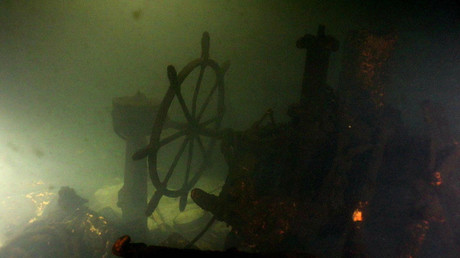 'Legendary' destroyer sunk during 'Russian Dunkirk' discovered in Gulf of Finland (PHOTOS)