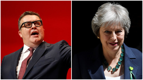 May reported to advertising watchdog for 'misleading' Brexit dividend claim by Labour's deputy