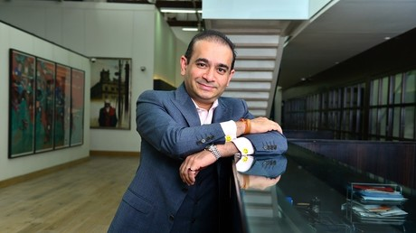 Fugitive billionaire jeweller Nirav Modi last seen in UK, Indian authorities claim