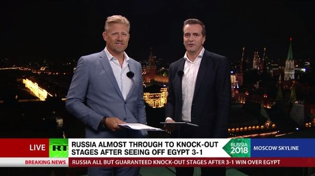 'There's going to be a massive party tonight' – Schmeichel on Russia World Cup win (VIDEO)