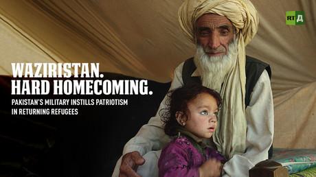 Waziristan. Hard Homecoming