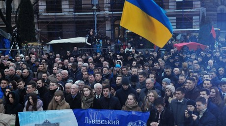 Nationalist opposition leader wants Russia to scrap friendship treaty with Ukraine