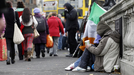 Pope's Ireland visit threatens to evict 700 homeless families