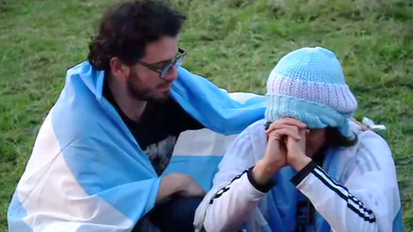 Messi's Argentina leave homeland in tears following embarrassing Croatia defeat (VIDEO)
