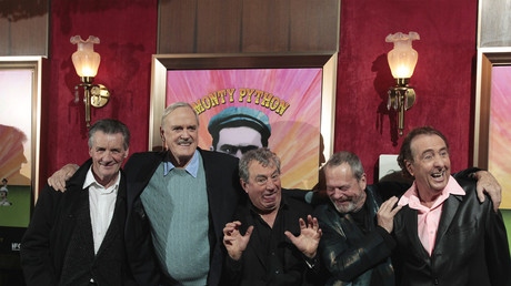 We had a 'poof' & 'no slave owners': Monty Python's Cleese slams BBC 'too white & Oxbridge' claim