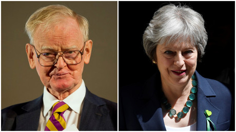 'She's a very bad prime minister' who needs to be 'kicked out' – Tories' biggest donor on May