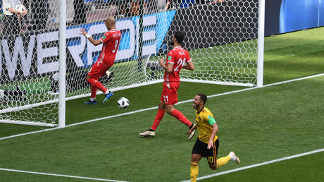 Belgium v Tunisia goal-fest sees Russia 2018 beat 64-year-old World Cup record