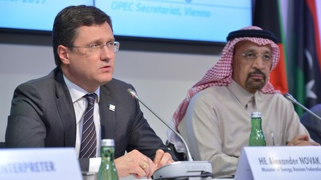 Saudi Arabia invites Russia to join OPEC as observer, Moscow says it's 'an option'