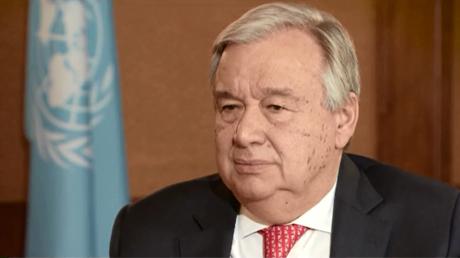 US vs UN? Ft. Antonio Guterres, secretary-general of the United Nations