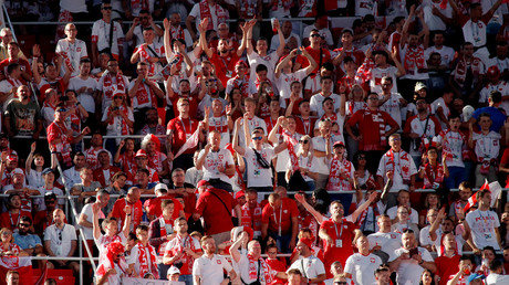 FIFA fines Polish FA for offensive banner on display during loss to Senegal