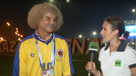'Most importantly, we've found our game again': Carlos 'El Pibe' Valderrama on Colombia win