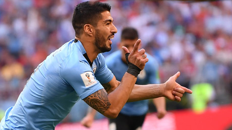 Reality check for Russia after ruthless Uruguay run riot in 3-0 rout