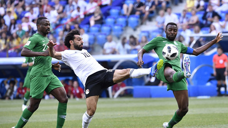 Egypt star Salah signs off with goal but Saudis snatch late 2-1 win