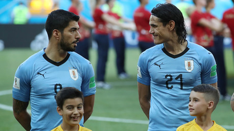 Welcome to the club! Cavani joins Suarez in Uruguayan goalscorer record